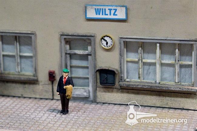 MSC de Dwarsliggers station Wiltz
