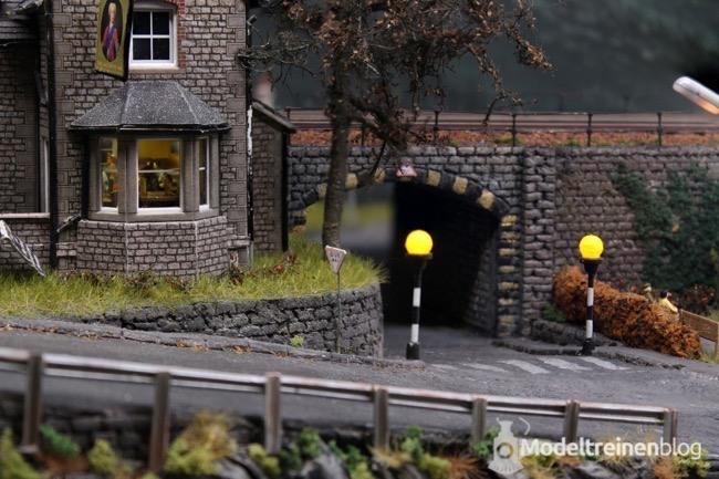 Schotse modelspoorbaan Glen Moddle