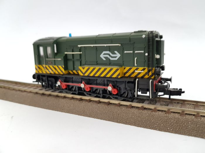 "Hippel: de dieselrangeer/lokaaltreinlok NS serie 500/600 kreeg de koosnaam ""Hippel"""