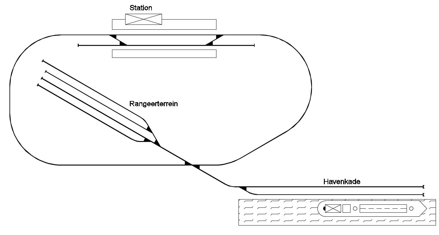 Havenspoor Plan 1