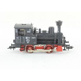 Zwarte Anna locomotieven